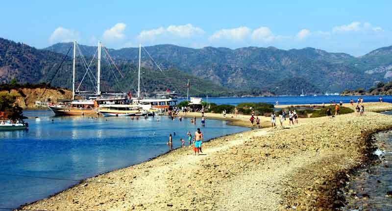kaşık-adası-fethiye-yassı ada