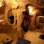 Kaymaklı yeraltı şehri giriş ücreti ve ziyaret saatleri