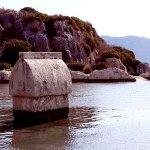 Kekova tarihi ve doğası antik kenti, koyu, tekne turları