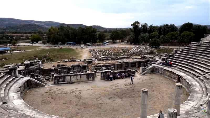 milet-antik-kent didim plajlar ve tarihi yerler