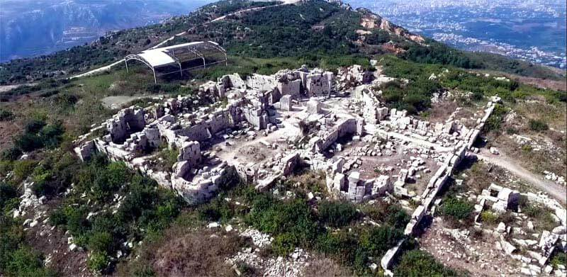 simeon-manastırı-1 hatay antik kent