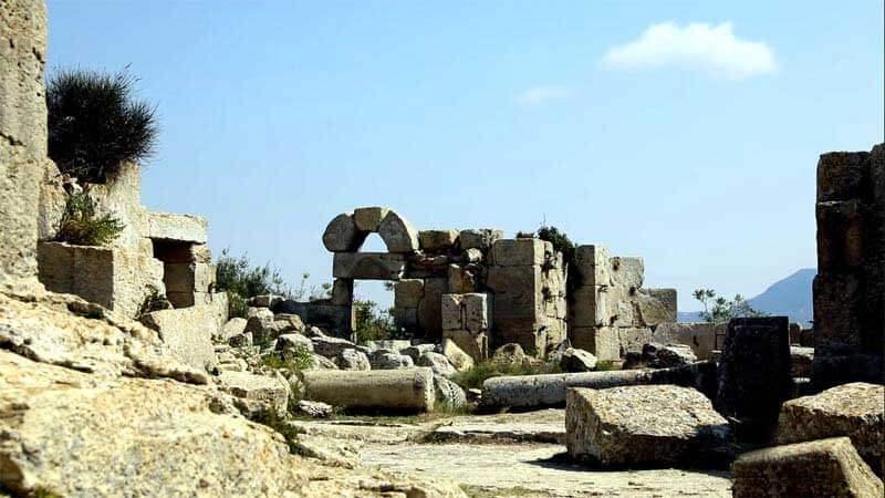 simeon-manastırı Hatay gezilecek yerler listesi