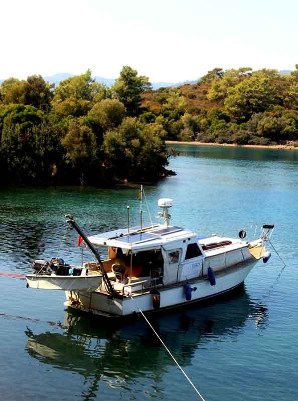 yassı-ada-koyları fethiye tekne turu