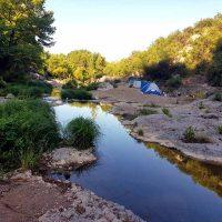 Ballıkayalar Tabiat Parkı nerede, nasıl gidilir kamp