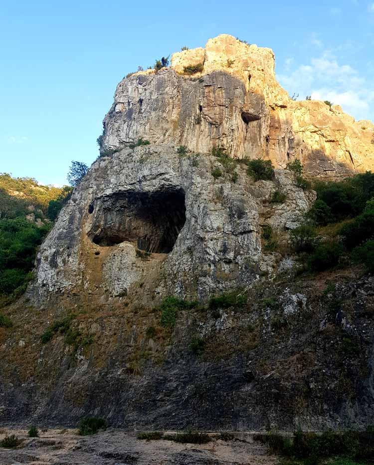 ballıkayalar tabiat parkı nerede mağara
