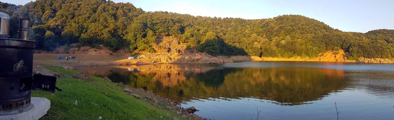 darlık barajı doğası