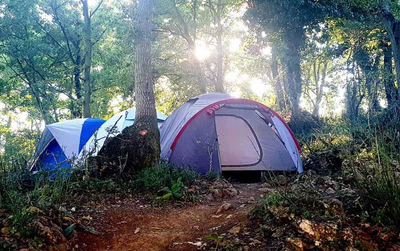 Şile kamp alanları