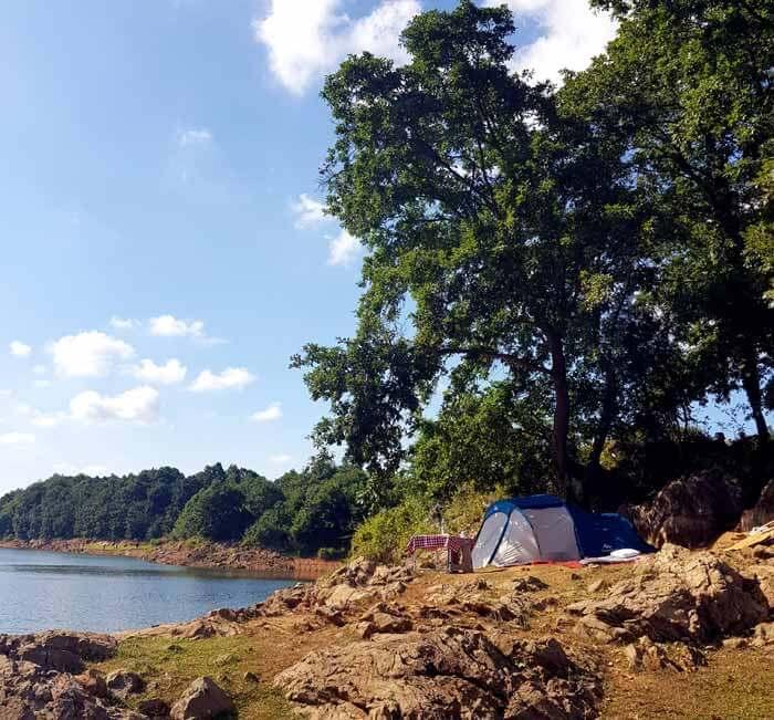 şile kamp yerleri