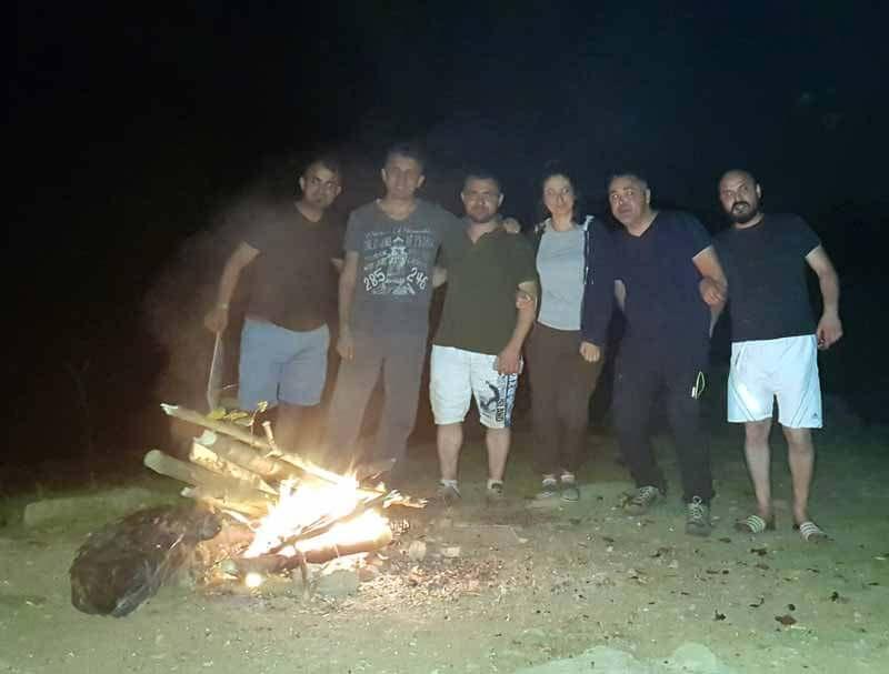 Kocaeli Kamp Kulübü darlık barajı