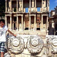 Efes Antik Kenti nerede, tarihi, efsanesi, giriş ücreti 2020