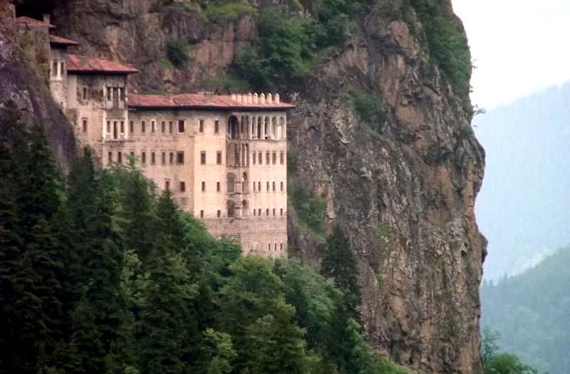 Sümela Manastırı gezisi