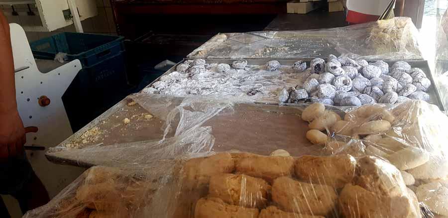 bozcaada kurabiyeleri