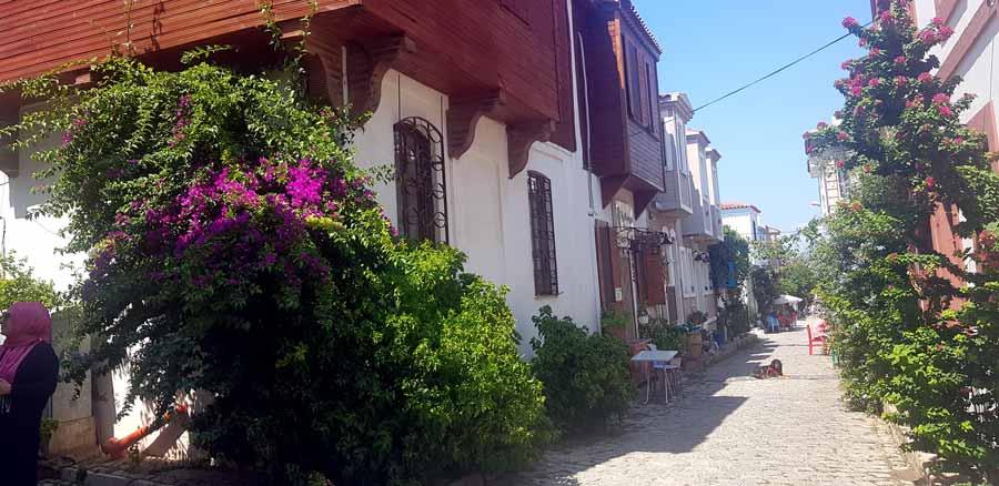 bozcaada tarihi evleri