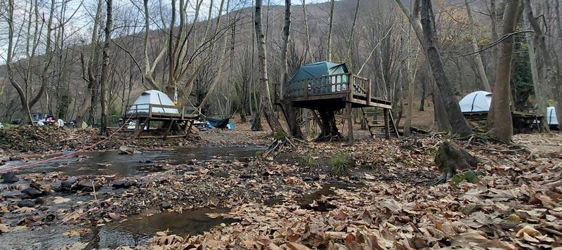 Yalova erikli ücretsiz kamp alanları