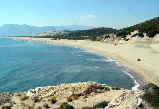 Patara plajı ve antik kenti giriş ücreti 2020
