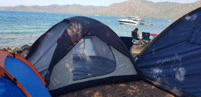 Selimiye hisörönü ücretsiz kamp alanı