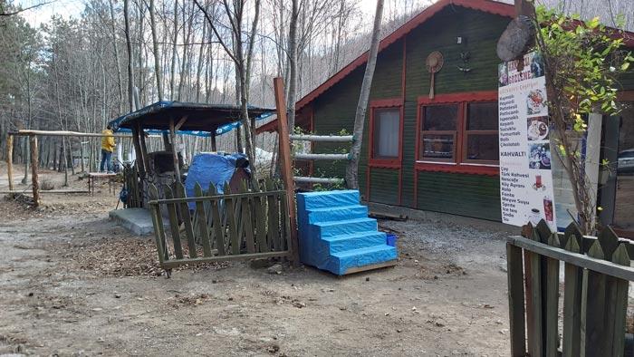 Erikli kamp alanı fiyatları 2019