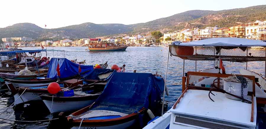 foça tekne turları fiyatları 2019