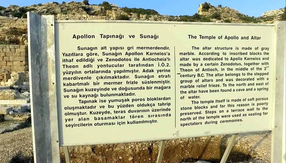 knidos antik kent tarihçesi