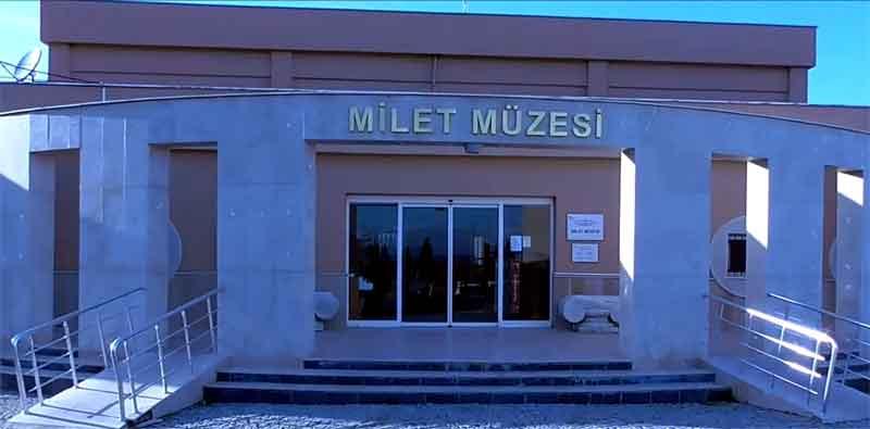 milet antik kenk müzesi