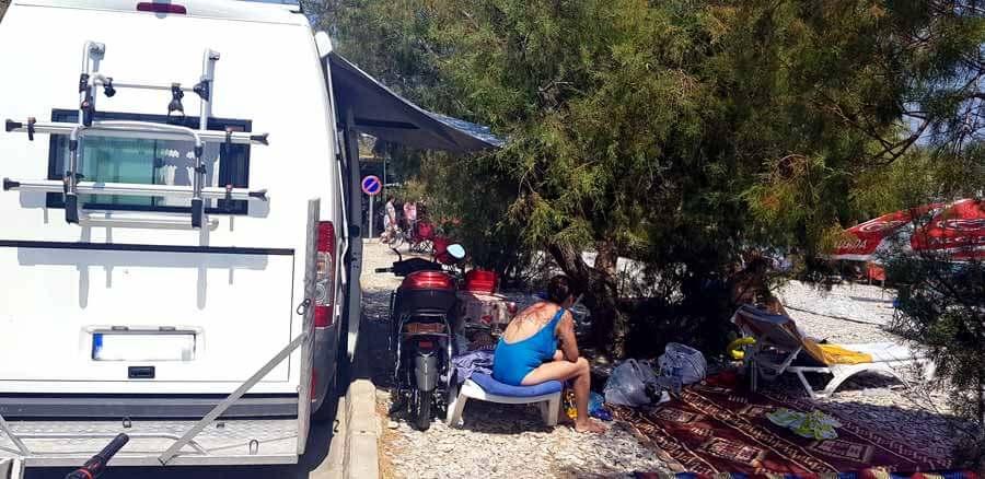 palamutbükü gezi notları kamp alanları