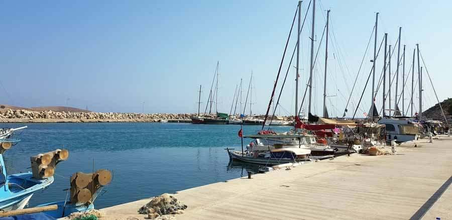 palamutbükü tekne turları fiyatları