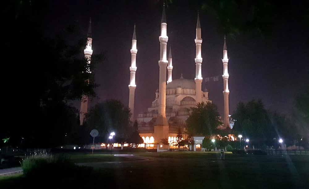 Adana Sabancı merkez camii ve şifreleri