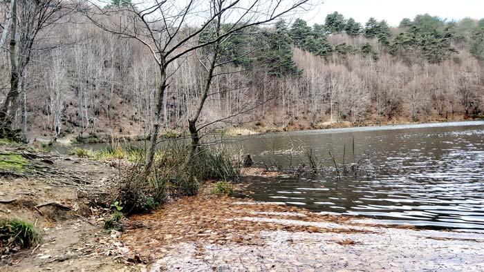 büyük dipsiz göl erikli