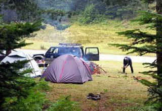 Kartepe İnönü yaylası kampı nerede ve yol tarifi