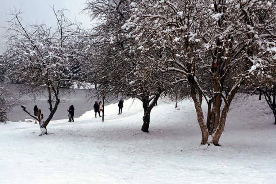 Abant gölcük gezisi kış turları