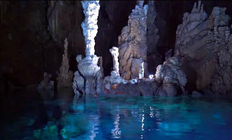Gilindere Mağarası Mersin