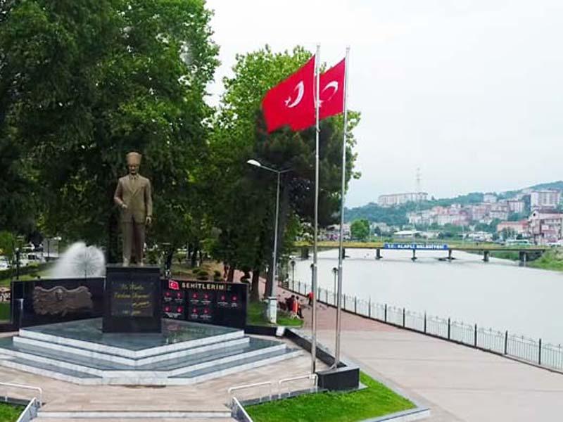 Zonguldak alaplı gezi notları