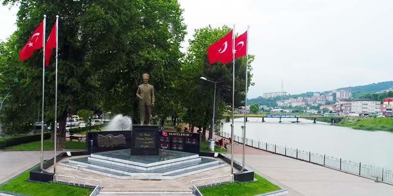 Zonguldak alaplı gezilecek yerler