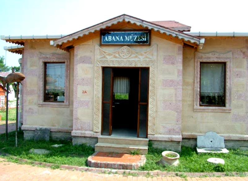 Abana müzesi