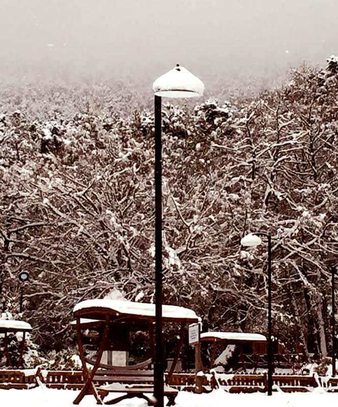 bolu abant kış gezisi