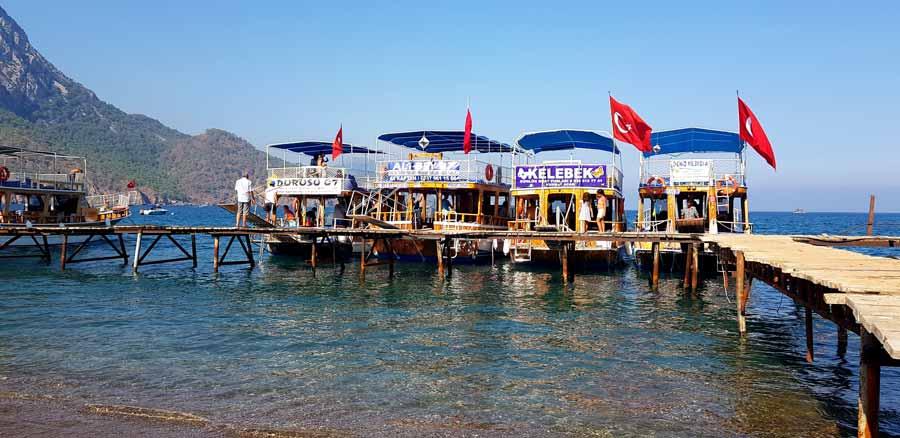 adresan tekne turları fiyatları 2020