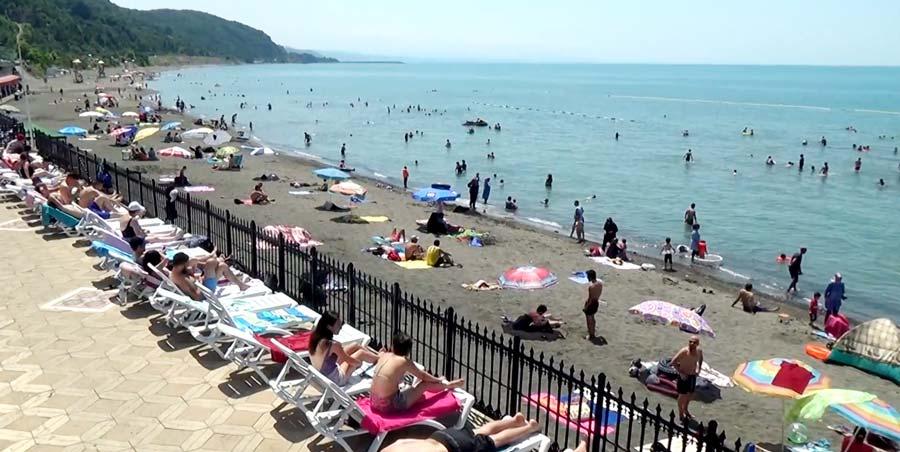 Alaplı gezilecek yerler halk plajları