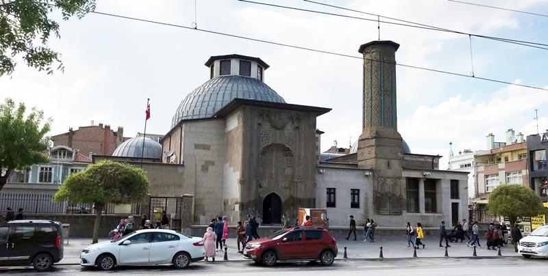 karatay ince minareli cami - Konya gezilecek yerler