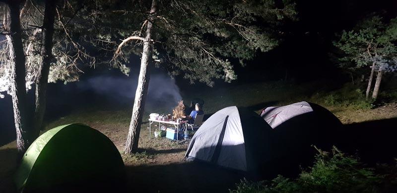 kartepe inönü yaylası kampı