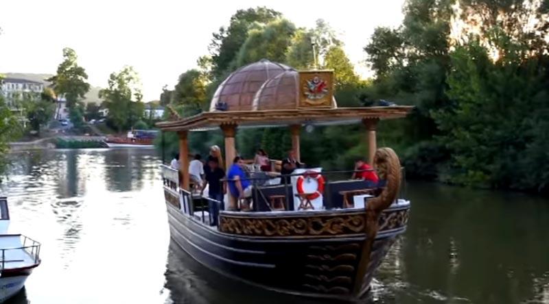 Bartın nehri tekne gezileri