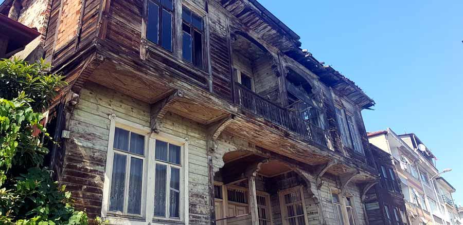 bartın tarihi evleri