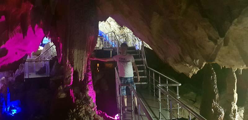 zonguldak gökgöl mağarası nerede ve özellikleri