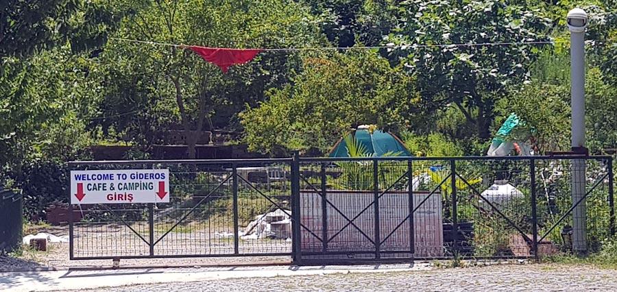 ücretli kamp alanları
