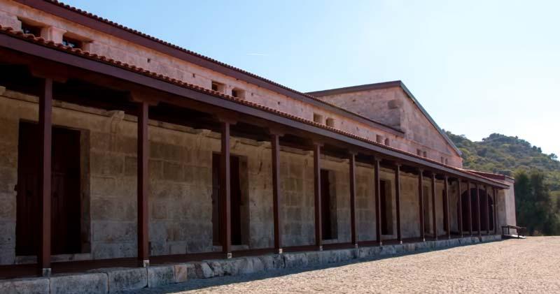 granaryum likya uygarlıklar müzesi