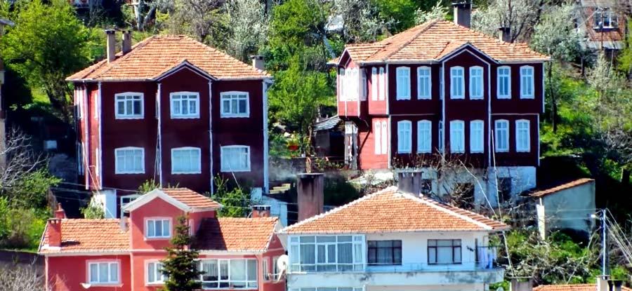 inebolu evleri resimleri