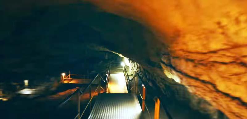 tınaztepe mağarası