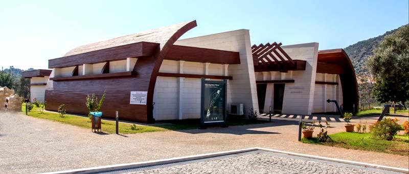 Likya antik kent müzesi demre antalya
