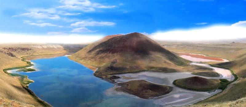 meke gölü nerede, Konya gezilecek yerler