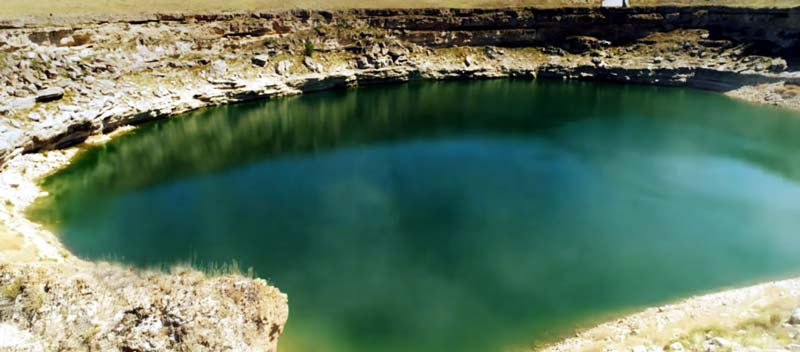 Konya gezilecek yerler obruk gölü nerede