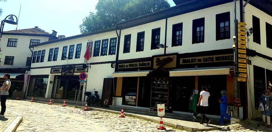 safranbolu sokakları